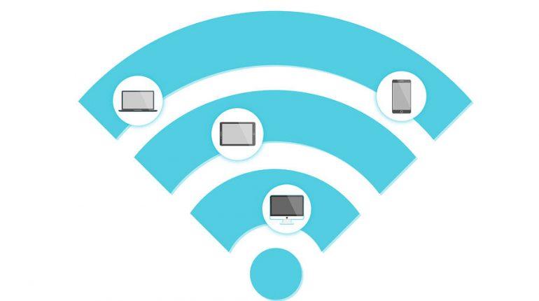 compartir clave wifi