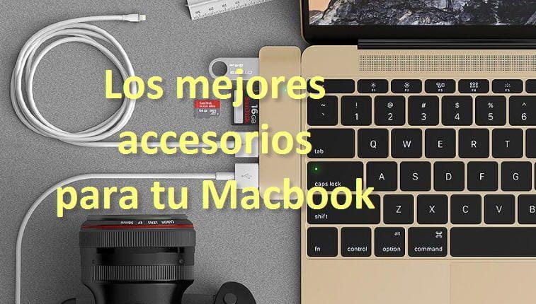 Accesorios Macbook