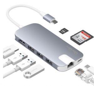 adaptador USB C