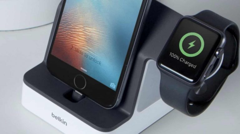 Base de carga Apple Watch