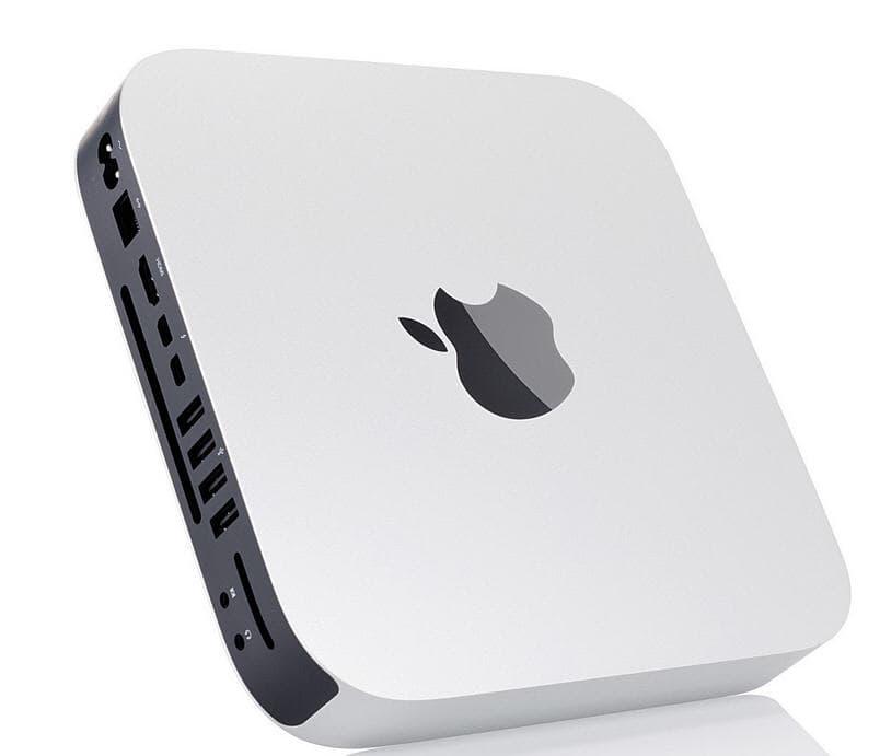 Puertos Mac mini