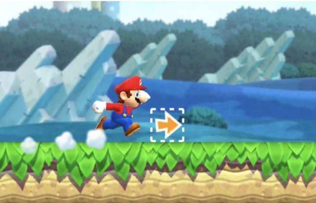 Súper Mario para iphone